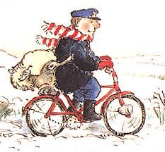 jolly postman mister postman facteur