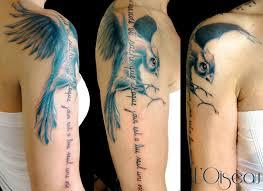 tattoo by l u0027oiseau at belly button tattoo shop tattoo artist l