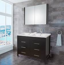 55 Inch Bathroom Vanities by Double Bathroom Vanities Under 60