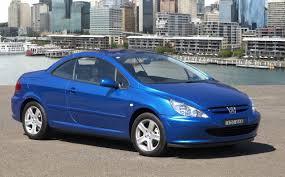 peugeot cars australia buyer u0027s guide peugeot t5 t6 307 cc 2003 09