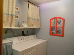 Modern Laundry Room Decor by Furniture Fashionable Laundry Room Shelving Ideas Kropyok Home