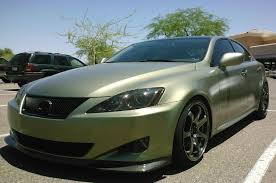 lexus green lexus paint and wrap modifications clublexus