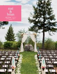 wedding venues northern california knot again sassy tahoe wedding in the knot northern california