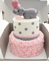 37 unique birthday cakes for girls with images grey elephant