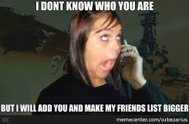 Who Are You Meme - i don t know who you are facebook girl by ozbezarius meme center