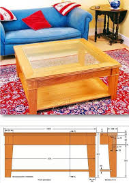 Woodworking Plans Coffee Table Legs by Best 25 Glass Top Coffee Table Ideas On Pinterest Glass Coffee