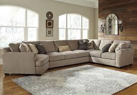 cuddler sectional sofa best home furniture decoration