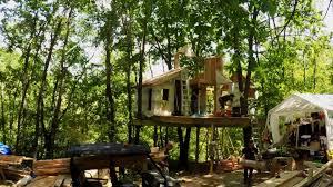 timelapse grace vanderwaal u0027s treehouse treehouse masters
