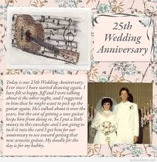 Wedding Anniversary Program Happy 25rd Marriage Anniversary Quotes Wishes On Pics