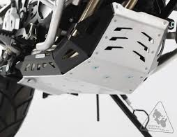 sw motech aluminum skid plate engine guard for bmw f650gs u002708 u002712
