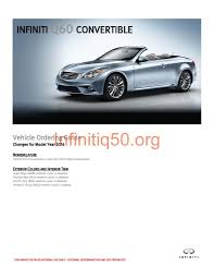 2014 infiniti q60 convertible order guide infiniti q60 forum