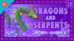 Why Does The Welsh Flag Have A Dragon Serpents And Dragons Crash Course World Mythology 38 Youtube
