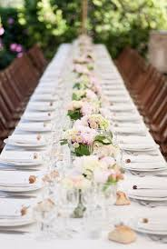 Wedding Reception Table Centerpiece Ideas by Best 25 Long Table Decorations Ideas That You Will Like On