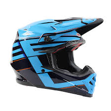 helmets for motocross bell new 2017 mx moto 9 flex carbon blocked blue motocross dirt