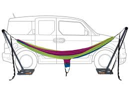 Hammock Stands Eno Roadie Car Stand The Roadie May Quickly Become Your Best