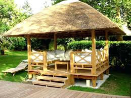 Gazebo On Patio Build Your Own Gazebo On Existing Deck Roof A Square Etsustore