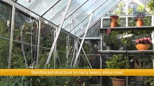 Palram Harmony 6 X 8 Palram Balance 8 X 12 Greenhouse Youtube
