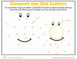 dot to dot alphabet g worksheet education com