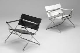 Marcel Breuer Chairs Jacksons Pair Of B4 Folding Chairs Marcel Breuer