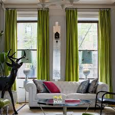 Emerald Green Drapes Green Window Curtains Ulinkly