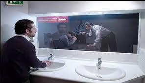 Two Way Mirror Bathroom by Two Way Mirror U2013 D Thomas Clark