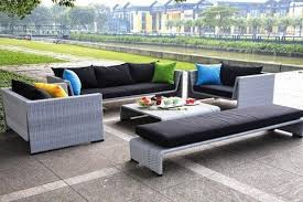 Cheap Patio Sofa Sets Great Deals On Modern Outdoor Patio Furniture Discount Free
