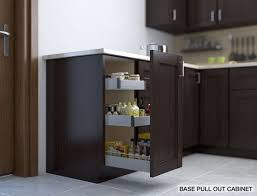 base pull out cabinet perfect for spices oils and condiments