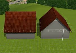 sims 3 home tutorials roofs building a better roof