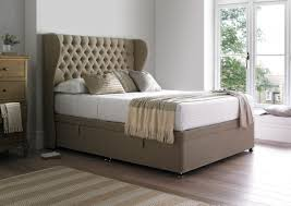 Ottoman Storage Uk by Healthopaedic Ottoman Storage Bed Base Storage Beds Beds
