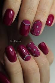 60 unique and beautiful winter nail colors designs winter nails