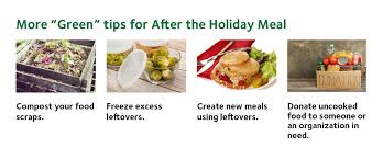 green thanksgiving tips from waste management easyblog