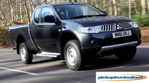 mitsubishi l200 2007 mitsubishi l200 club cab review youtube