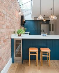 are blue cabinets trendy 65 blue kitchen cabinet ideas for your decorating