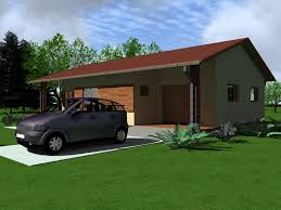 one bedroom house plan with garage youtube