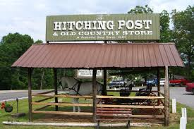 the hitching post u0026 old country store at kentucky lake genuine