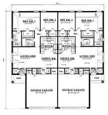 Duplex Plans With Garage Small House Plan Design Duplex Unit Youtube Though It U0027s Small