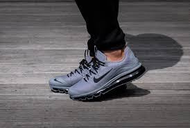 Grey Theme Look Out For The Nike Air Max More Cool Grey U2022 Kicksonfire Com