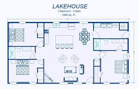 Small Lake Cottage House Plans Charming Inspiration Lake Cabin Floor Plans 10 Small Home Act