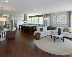 open floor plan homes how to tie together a multiple room renovation scott hall remodeling
