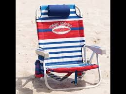 Tommy Bahama Backpack Cooler Chair Tommy Bahama Backpack Chair Youtube