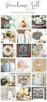 How To Decorate Your Home For Fall How To Fill Your Home With Farmhouse Fall Decor Without Breaking
