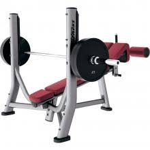 Nautilus Bench Press Machine Benches U0026 Racks For Commercial Gyms Life Fitness