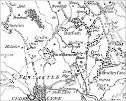 map of newcastle lyme wolstanton