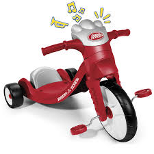 tricycle cartoon my first big flyer with lights u0026 sounds plastic trike walmart canada