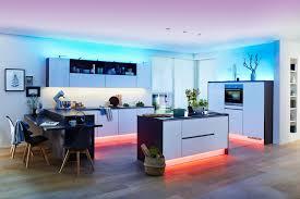 Beleuchtung Beratung Wohnzimmer Led Beleuchtung In Der Küche Led Stripes Von Paulmann Für