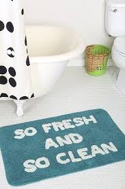 How To Wash A Bathroom Rug How To Clean Bathroom Rugs Sccam