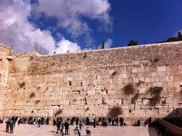 Western Wallpaper Border Palestine Israel Immersion Trip 2015 Perkins Of Theology