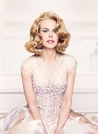 Grace Kelly Vanity Fair Nicole Kidman Interpreta