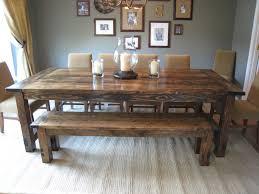 farm style dining room table 17025