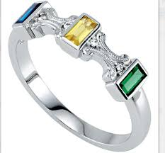 mothers day rings with birthstones 20 best and child jewelry images on